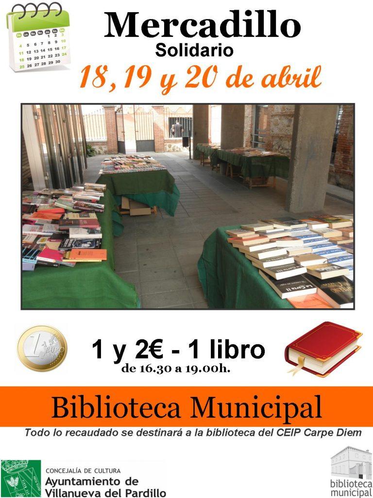 Mercadillo Biblioteca